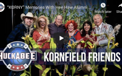 Kornfield Friends Appear On Huckabee!