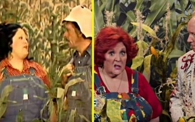 50 Years Later, The 'Hee Haw' Cast Reunites