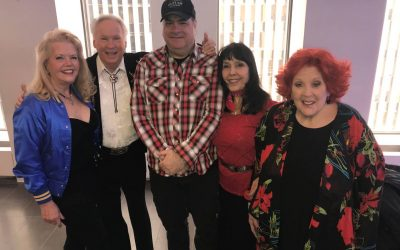 HEE HAW'S KORNFIELD FRIENDS VISITS WITH SIRIUSXM IN THE BIG APPLE!